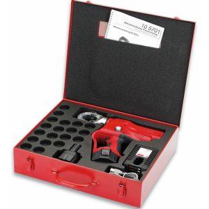 Πρέσα ακροδεκτών υδραυλική μπαταρίας 300mm2 CIMCO 105701-05105701