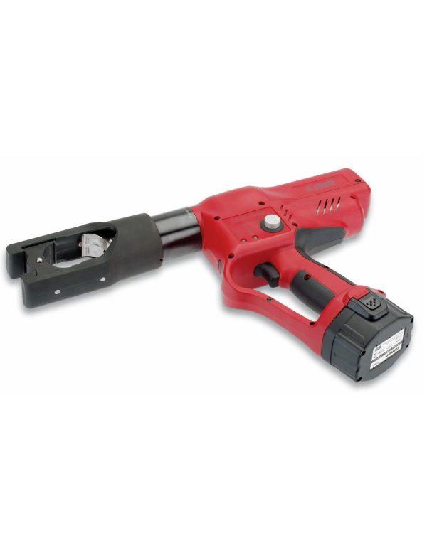 Πρέσα ακροδεκτών υδραυλική μπαταρίας 400mm2 CIMCO 105704-05105704