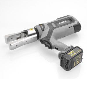 Πρέσα ακροδεκτών υδραυλική μπαταρίας 400mm CIMCO 106658-05106658