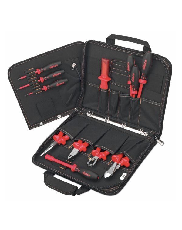 Τσάντα με εργαλεία πλήρης και μεταφοράς Εγγράφων CIMCO 170360-05170360