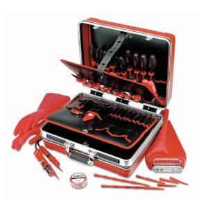 Σκληρή θήκη με εργαλεία πλήρης KLASSIK Elektro-Sicherheit CIMCO 170370-05170370