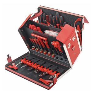 Τσάντα με εργαλεία κόκκινη VDE CIMCO 170378-05170378
