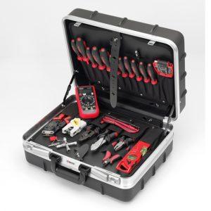 Σκληρή θήκη με εργαλεία πλήρης μαθητευόμενου CIMCO 170530-05170530