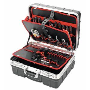 Σκληρή θήκη με εργαλεία πλήρης με τρόλεϊ CIMCO 170600-05170600