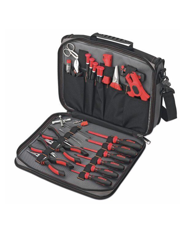 Τσάντα με εργαλεία μεταφοράς εγγράφων και laptop CIMCO 173310-05173310