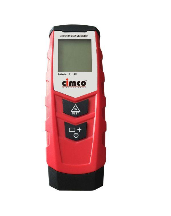 Μετρητής αποστάσεως με λέιζερ ψηφιακός CIMCO 211562-05211562