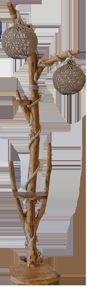 Δαπέδου FLOOR LAMP TREE 2/L 31-1144
