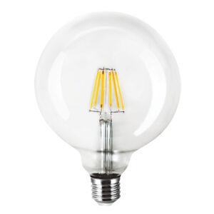 InLight Ε27 LED Filament G125 8watt (7.27.08.27.1)