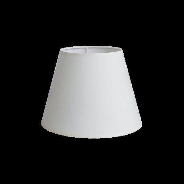 Καπέλο/Αμπαζούρ ΕΚΡΟΥ Φ25 14-0098