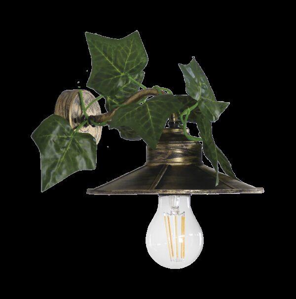 Φωτιστικό τοίχου / απλίκα AS-161AP EDEM -A- 40-0058