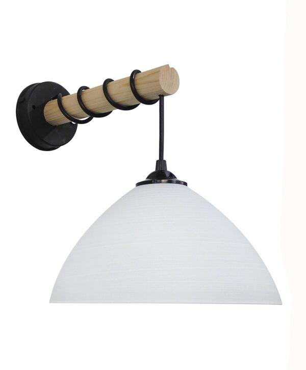 Φωτιστικό τοίχου GL-1010/AP STICK BL-WH 02-0239