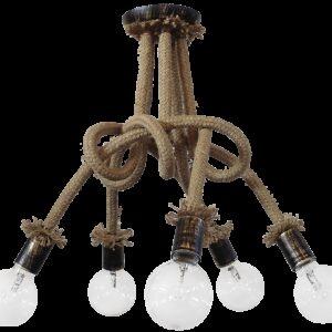 Φωτιστικό οροφής σχοινί PLEX 5/L ROPE 01-0212
