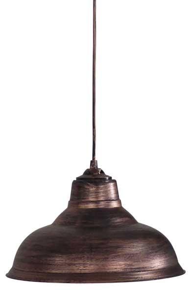 Κρεμαστό φωτιστικό PUBLIC 1L COPPER 35-0023