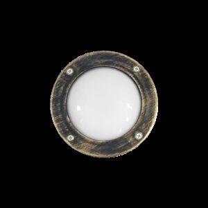 Φωτιστικό χελώνα SLP-10A  BRONZE 13-0057