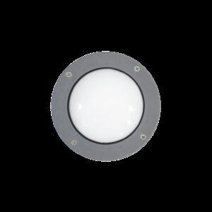 Φωτιστικό χελώνα SLP-10A  GREY 13-0071