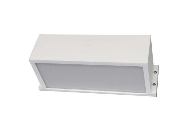 Φωτιστικό τοίχου SLP-50B WHITE 13-0105