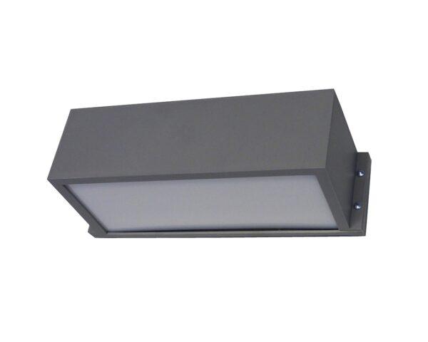 Φωτιστικό τοίχου SLP-50B GREY 13-0106