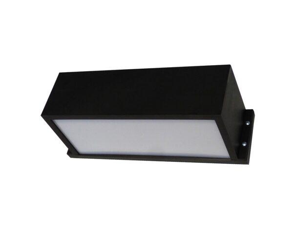 Φωτιστικό τοίχου SLP-50B BLACK 13-0104