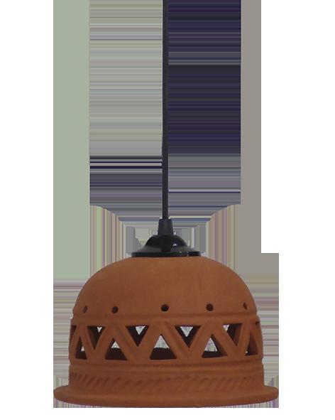 TERRA-02 1L CER BELL Φ17 ΚΕΡΑΜΕΙΚΟ ΜΟΝΟΦΩΤΟ 39-0004