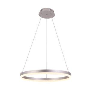 ΠΟΛΥΦΩΤΟ-ΚΡΕΜΑΣΤΟ ΦΩΤΙΣΤΙΚΟ LED-ΚΩΔ. D88059/1-SLV Sun Light